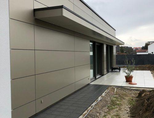 Einfamilienhaus, Nersingen-Leibi
